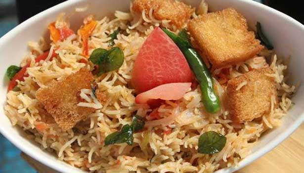 how to make bread pulao