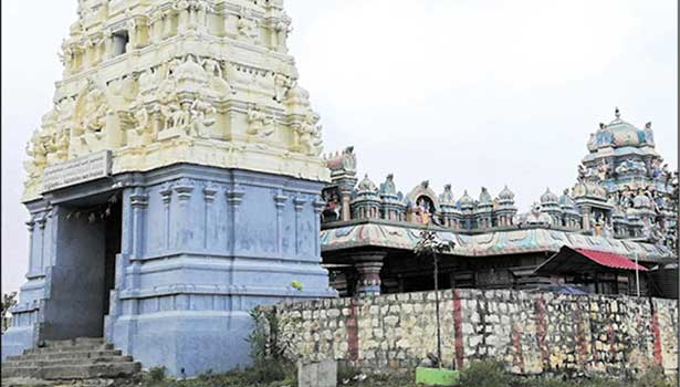 ஆலய ராஜகோபுரம்