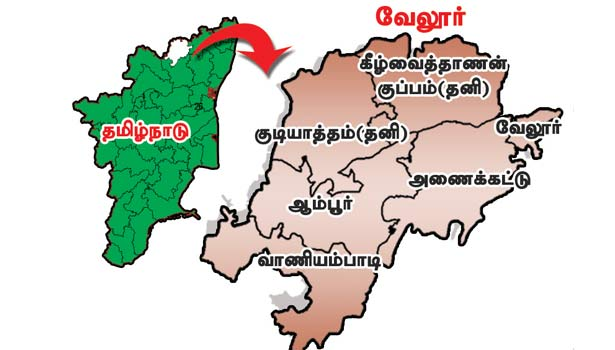 வேலூர் பாராளுமன்ற தொகுதி