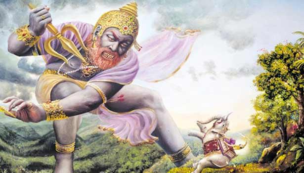 இதிகாசங்களில் வரும் புராண கதாபாத்திரங்கள்