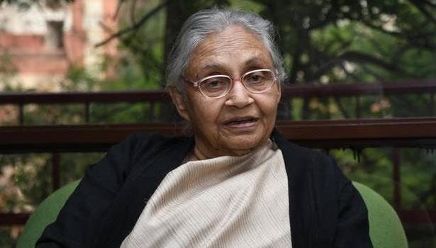 ஷீலா தீட்சித்