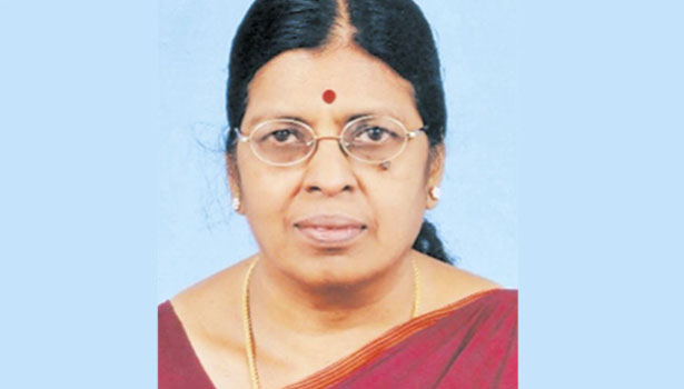 நெல்லை முன்னாள் மேயர் உமா மகேசுவரி