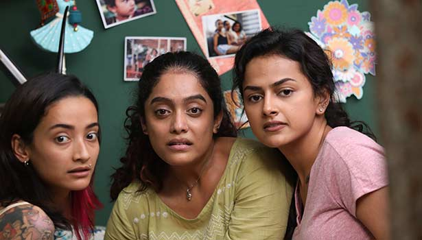 ஷ்ரத்தா ஸ்ரீநாத், அபிராமி, ஆண்ட்ரியா தாரியங்