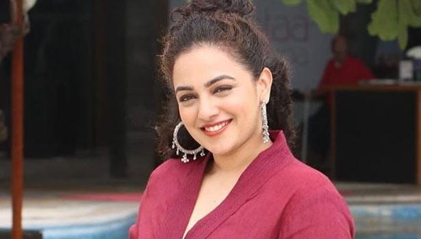 நடிகை நித்யாமேனன்