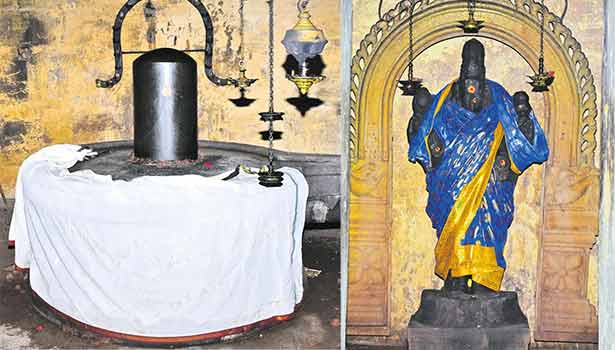 ராமநாதசுவாமி, கருவார்குழலி