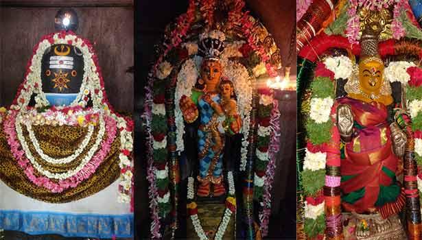 கற்பக சௌந்தரி அம்பாள் சமேத கற்பேகஸ்வரர் திருக்கோவில்