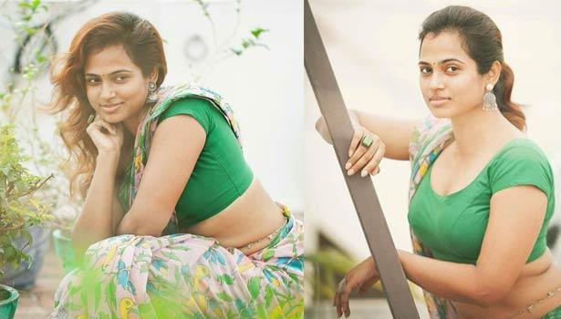 நடிகை ரம்யா பாண்டியன்