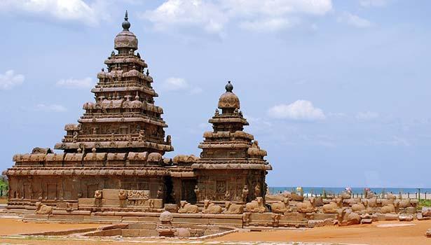 மாமல்லபுரத்தில் உள்ள சிற்பங்கள்