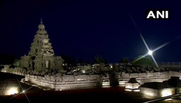மாமல்லபுரம் கோவில்