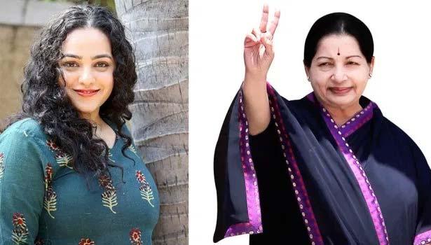நித்யா மேனன் - ஜெயலலிதா