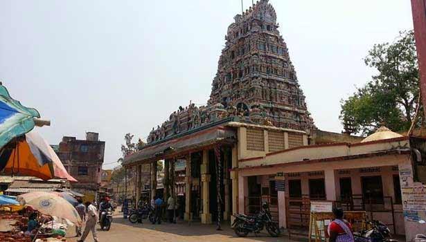 திருவேற்காடு தேவி கருமாரியம்மன் கோவில்