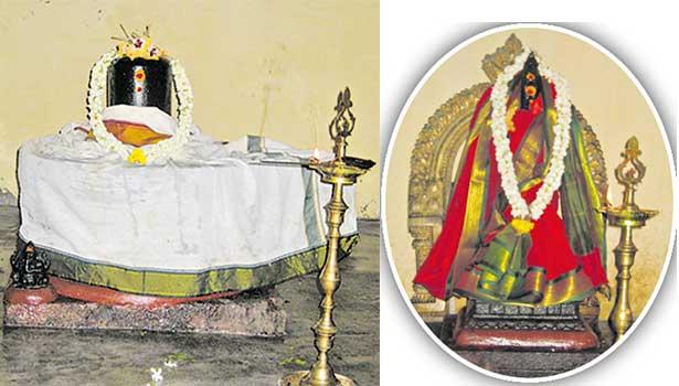சர்வலோகநாதர், மங்களாம்பிகை