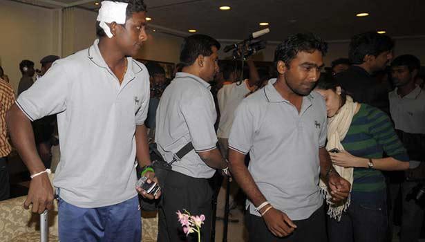 2009 தாக்குதலில் காயம் அடைந்த இலங்கை வீரர் மெண்டிஸ்
