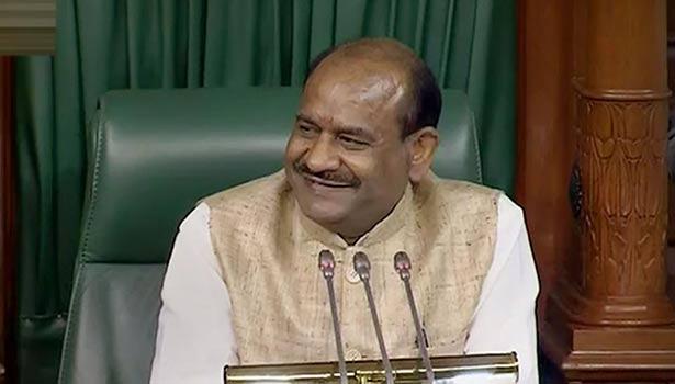 சபாநாயகர் ஓம் பிர்லா