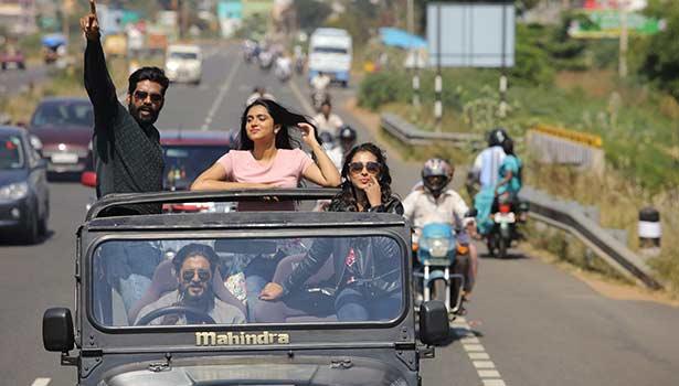 பஞ்சராக்ஷ்ரம் படக்குழுவினர்