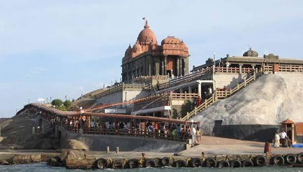 விவேகானந்தர் பாறை