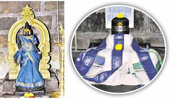 பரிபூரண கிருபேஸ்வரி, பரிபூரணகிருபேஸ்வரர்