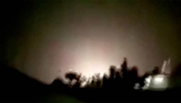 ஈரான் ஏவுகணை தாக்குதல்