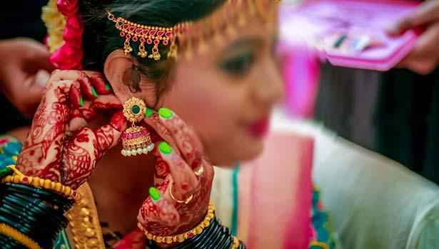 பழமை மாறா பாரம்பரிய நகை ஜிமிக்கி