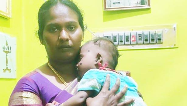 சிவச்சந்திரனின் மனைவி காந்திமதி.