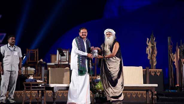ஈஷாவில் பிரமாண்டமாக நடந்த மஹாசிவராத்திரி விழா