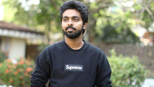 ஜிவி பிரகாஷ்