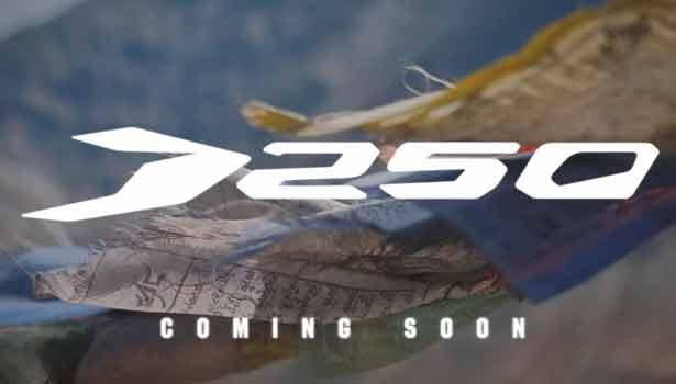 டாமினர் 250 டீசர் ஸ்கிரீன்ஷாட்