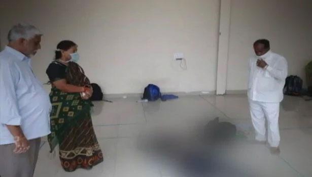 உயிரிழந்த லோகேஷ் பாலசுப்ரமணி