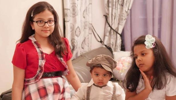 லான்யா, சாஷா மற்றும் ஷிவின்