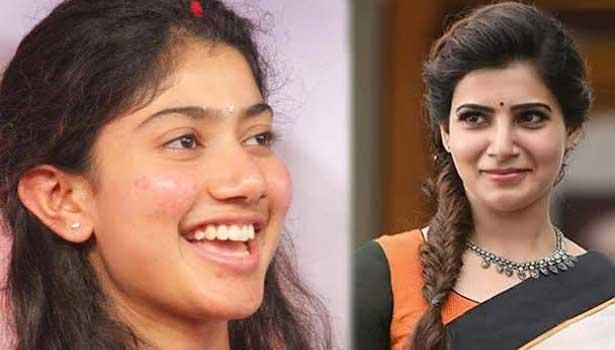 சாய் பல்லவி, சமந்தா