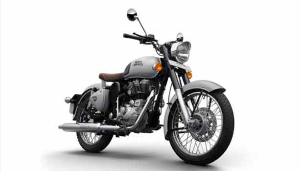 ராயல் என்ஃபீல்டு கிளாசிக் 350