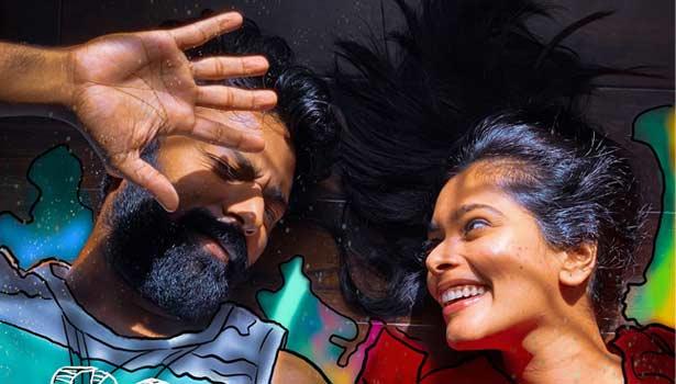 நடிகர் சாந்தனு அவரது மனைவி கீர்த்தி
