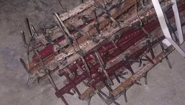 லடாக் மோதலின் போது சீன வீரர்கள் பயன்படுத்திய கொடிய ஆயுதங்கள் 202006190648180617_1_India-China1._L_styvpf