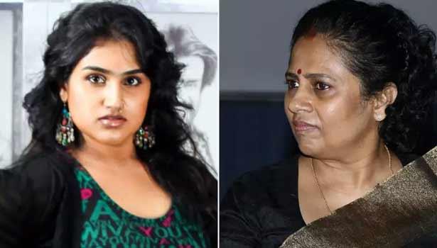 வனிதா, லட்சுமி ராமகிருஷ்ணன்