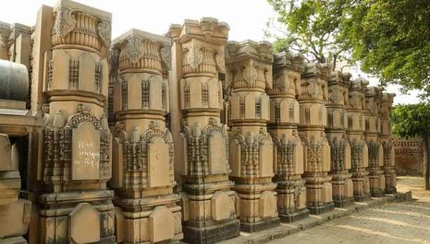 ராமர் கோவில் பூமி பூஜை