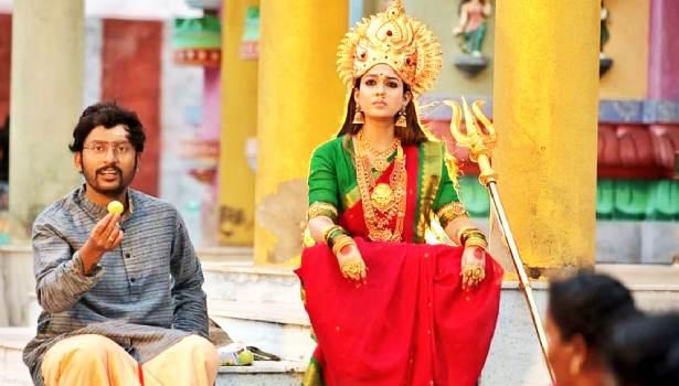 ஆர்.ஜே.பாலாஜி, நயன்தாரா