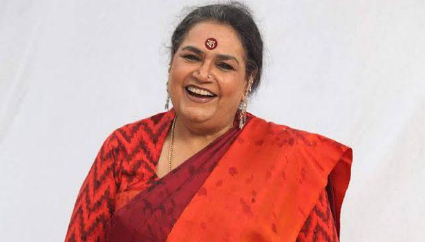 பாடகி உஷா உதுப்