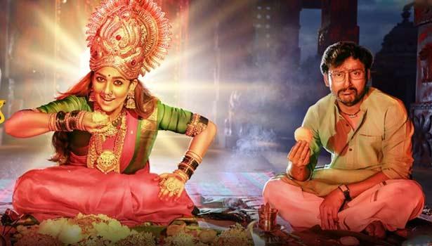 நயன்தாரா, ஆர்.ஜே.பாலாஜி