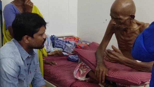 தவசியுடன் சவுந்தர்ராஜா