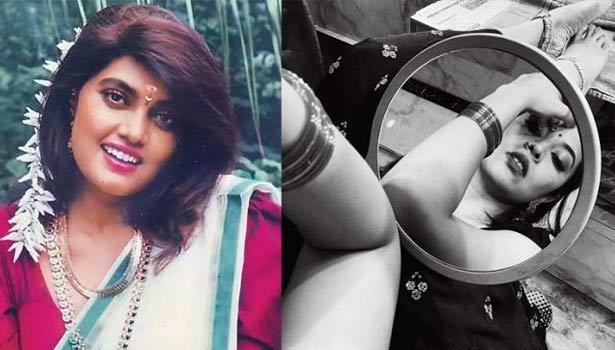 சில்க் சுமிதா, அனுசுயா பரத்வாஜ்