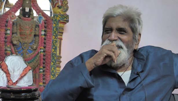பி கிருஷ்ணமூர்த்தி