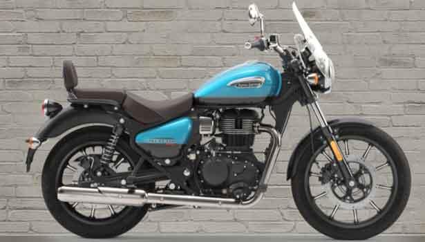 ராயல் என்பீல்டு Meteor 350