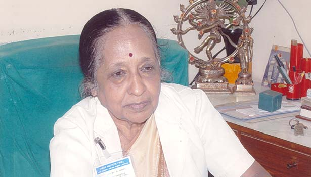 டாக்டர் சாந்தா