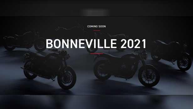 2021 டிரையம்ப் போன்வில்