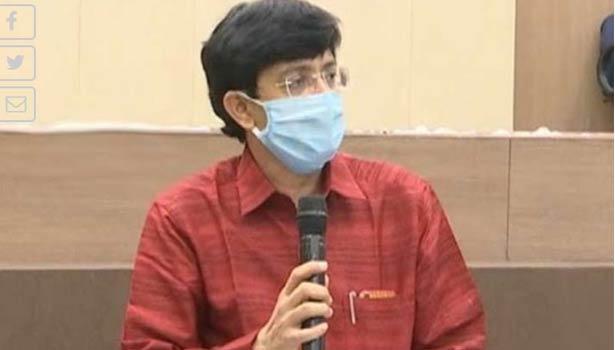 சுகாதாரத்துறை செயலாளர் டாக்டர்.ராதாகிருஷ்ணன்