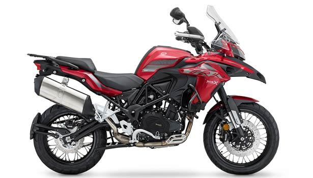 2021 பெனலி TRK502X