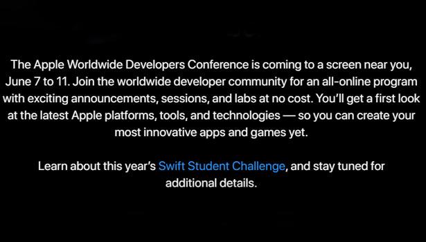 ஆப்பிள் WWDC 2021