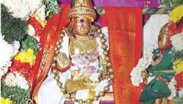 திருப்புவனம் புஷ்பவனேசுவரர்