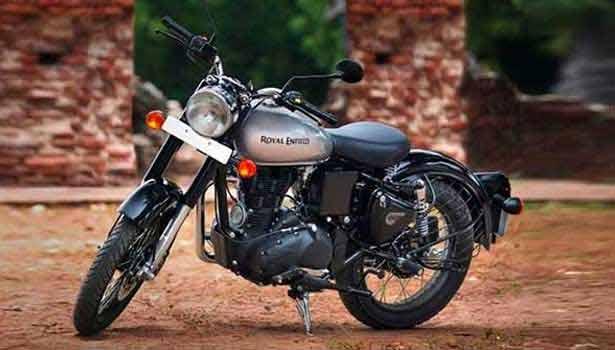 ராயல் என்பீல்டு கிளாசிக் 350
