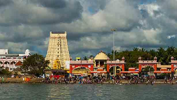 ராமேசுவரம் ராமநாதசாமி கோவில்